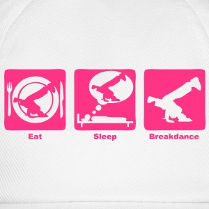 breakdance 303 eat sleep play  Sweat-shirts - Casquette classique