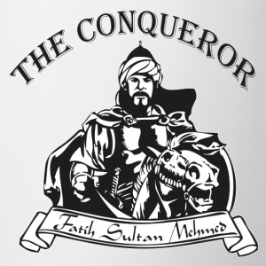 The Conqueror Fatih Sultan Mehmed - Tasse