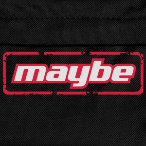 Maybe! - Kinder Rucksack