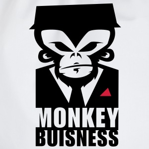 Monkey Buisness - Turnbeutel