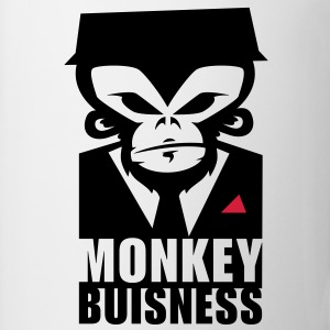 monkey_buisness Camisetas - Taza