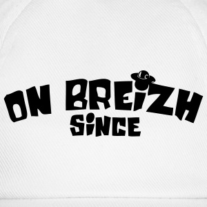 on_breizh_since1 T-Shirts - Baseballkappe