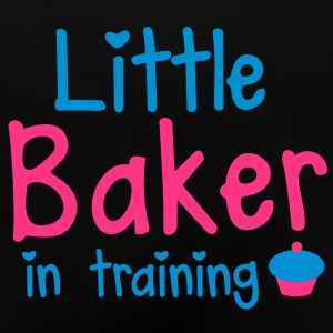 little baker in training with a sweet cupcake Hoodies - Baby T-Shirt