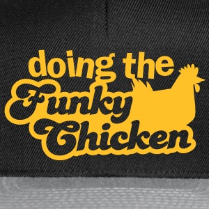 doing the FUNKY CHICKEN! Hoodies - Snapback Cap