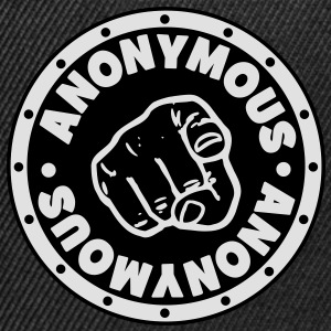 ## ANONYMOUS ## T-Shirts - Snapback Cap