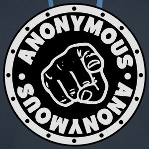 ## ANONYMOUS ## T-Shirts - Männer Premium Hoodie