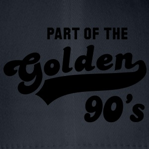 PART OF THE Golden 90's Birthday Compleanno T-Shirt YN - Cappello con visiera Flexfit