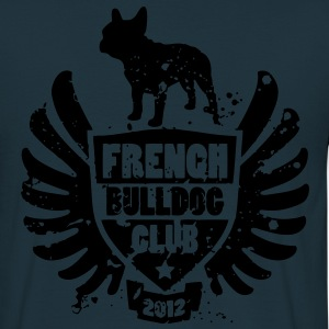 French Bulldog Club 2012 Pullover - Männer T-Shirt