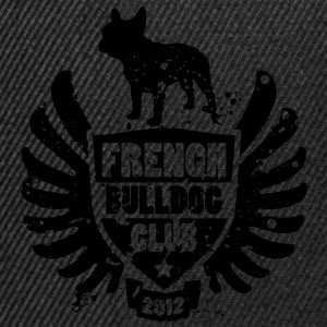 French Bulldog Club 2012 Barn-T-shirts - Snapbackkeps