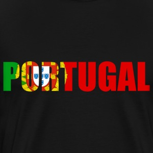 portugal Sweat-shirts - T-shirt Premium Homme
