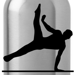 gymnast, gymnastiek - Drinkfles