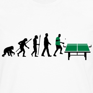 evolution_table_tennis_052012_b_2c T-Shirts - Männer Premium Langarmshirt