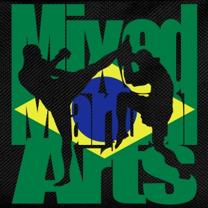 Brazilian Mixed martial arts - Kids' Backpack