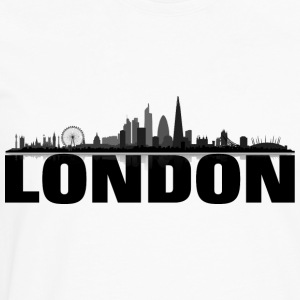 London grey - Männer Premium Langarmshirt