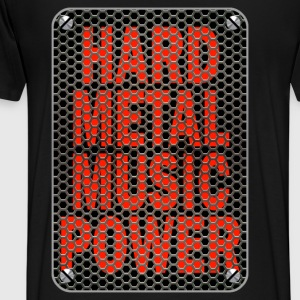 hard metal music 2 Sweat-shirts - T-shirt Premium Homme