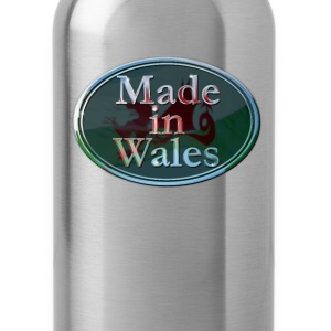 Wales Made in Wales - Water Bottle