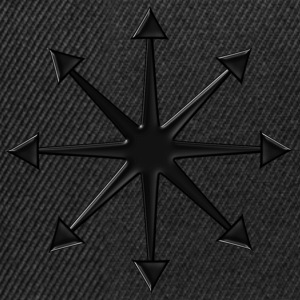 Star of Chaos Shirt for women | Occult Fantasy Shirts - Snapback Cap