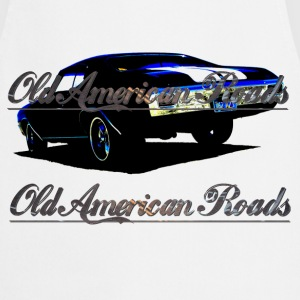 Old American Roads Chevelle - Tablier de cuisine