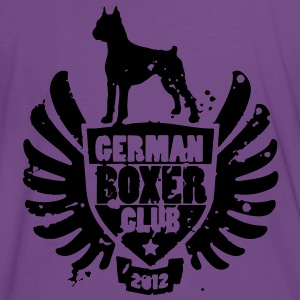 GERMAN BOXER CLUB 2012 Sweaters - Mannen Premium T-shirt