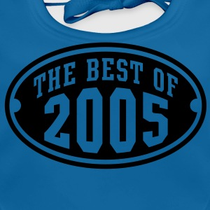 THE BEST OF 2005 - Birthday Anniversaire Enfants Tee Shirt WB - Bavoir bio Bébé