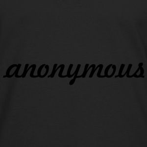 anonymous ! Tee shirts - T-shirt manches longues Premium Homme