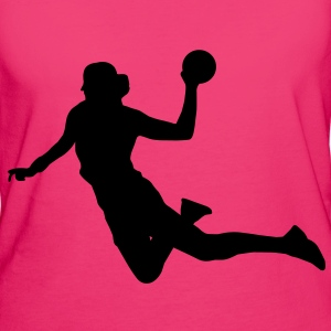 Handball female Bag - Women's Organic T-shirt