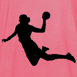 Handball female Bag - Women's Tank Top by Bella