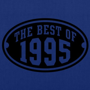 THE BEST OF 1995 - Birthday Anniversaire Tee Shirt YN - Tote Bag