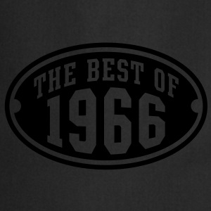 THE BEST OF 1966 - Birthday Geburtstag T-Shirt WB - Kochschürze