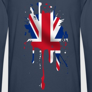 union jack Sweat-shirts - T-shirt manches longues Premium Homme