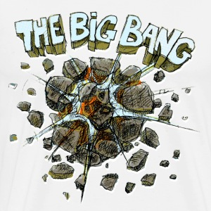the big bang Pullover - Männer Premium T-Shirt