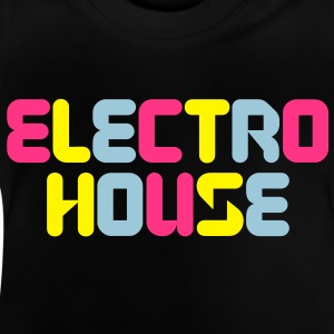 Electro House Børne T-shirts - Baby T-shirt