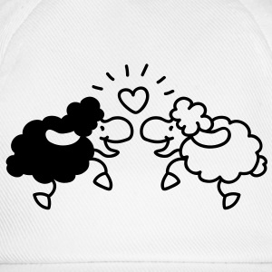 Little love sheep Tee shirts - Casquette classique