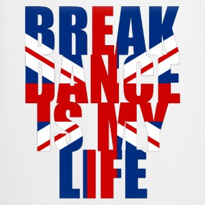 break dance is my life angleterre Hoodies - Cooking Apron