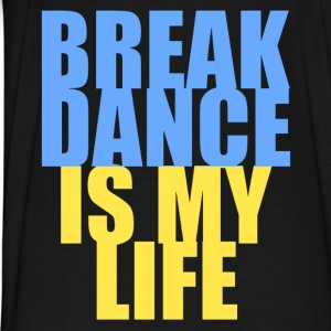 break dance is my life ukraine Hoodies & Sweatshirts - Men's Premium T-Shirt