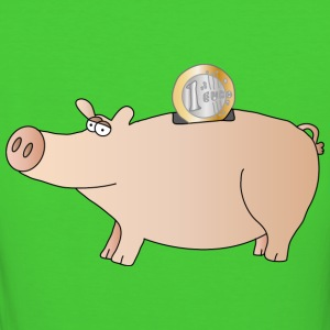 Piggy bank Hoodies & Sweatshirts - Women's Organic T-shirt