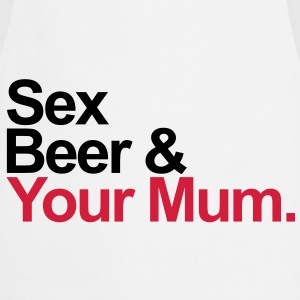 Your Mum T-Shirts - Cooking Apron