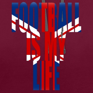 football is my life angleterre Sacs - Sweat-shirt contraste