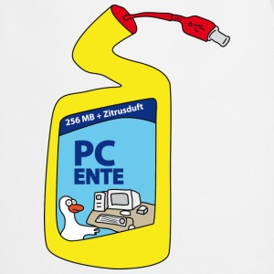 PC Canard Badges - Tablier de cuisine