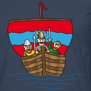 Vikings T-Shirts - Men's Premium Longsleeve Shirt