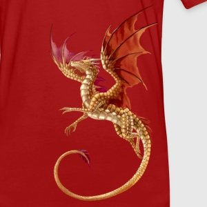 golden dragon - Men's Organic T-shirt