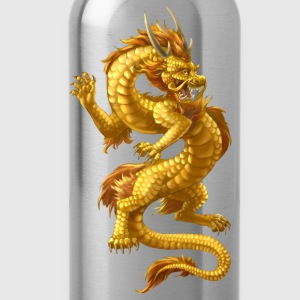chinese dragon - Water Bottle