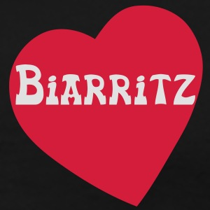 I Love Biarritz Polos - T-shirt Premium Homme