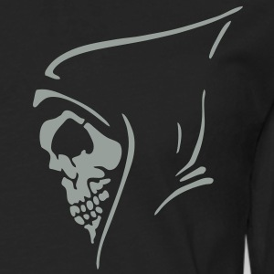 death, skull T-Shirts - Men's Premium Longsleeve Shirt