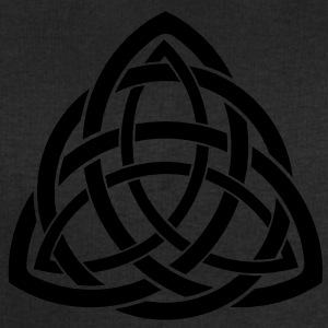 double triquetra T-Shirts - Men's Sweatshirt by Stanley & Stella
