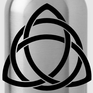 triquetra T-Shirts - Trinkflasche