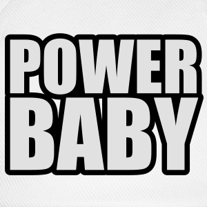 Power Baby Baby Body - Baseballcap