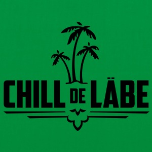 Chill de Läbe | Chill dein Leben | by Lookzgood Pullover & Hoodies - Stoffbeutel
