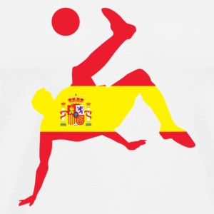 Soccer Spain - Men's Premium T-Shirt