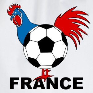 football french rooster Tee shirts - Sac de sport léger